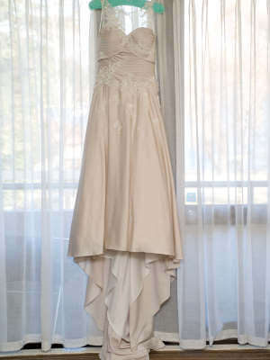 Jean Fox – Size 8 A-Line dress | Second hand wedding dresses Speers Point - 4