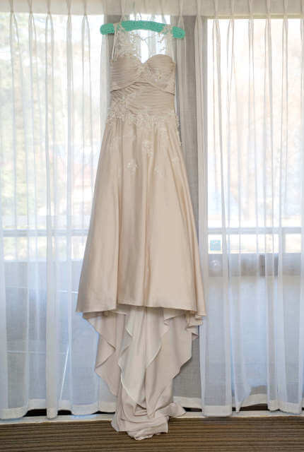 Jean Fox – Size 8 A-Line dress | Second hand wedding dresses Speers Point - 6