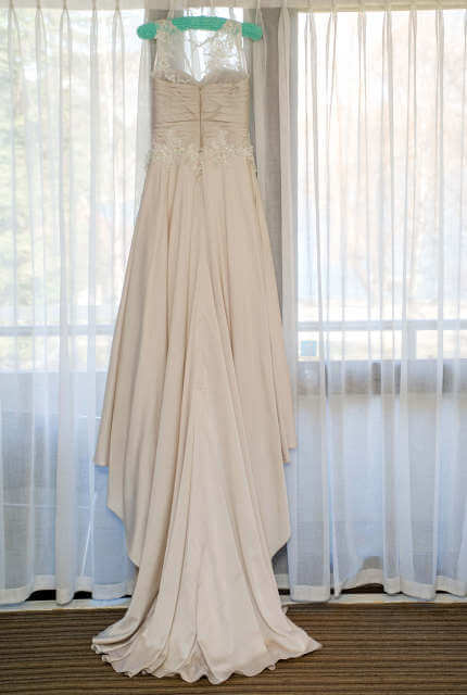 Jean Fox – Size 8 A-Line dress | Second hand wedding dresses Speers Point - 7