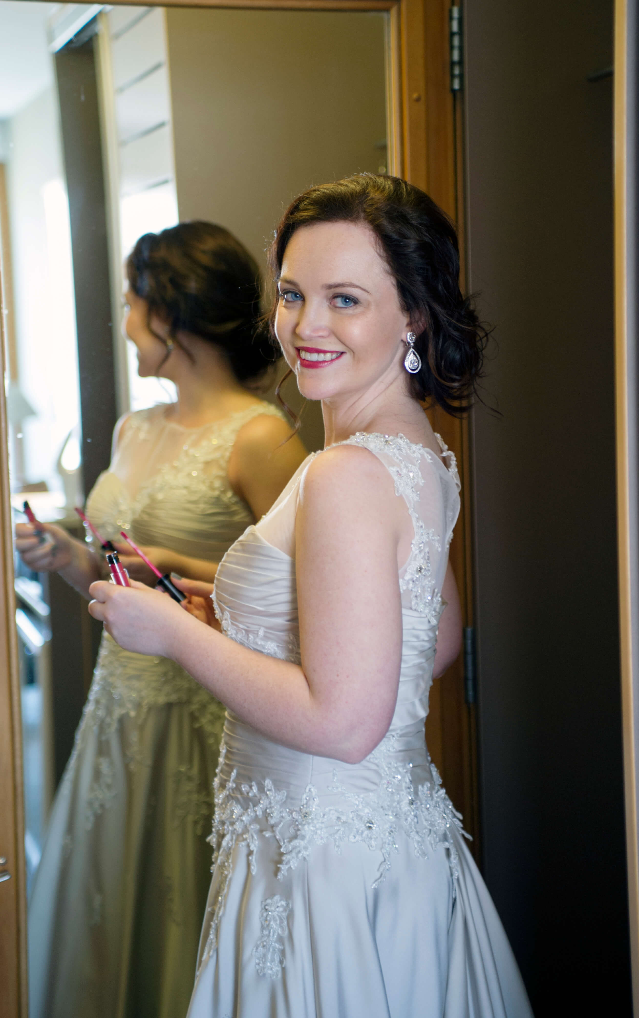 Jean Fox – Size 8 A-Line dress | Second hand wedding dresses Speers Point - Size 8