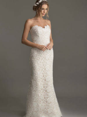 Ball Gown dress by Caleche Bridal House