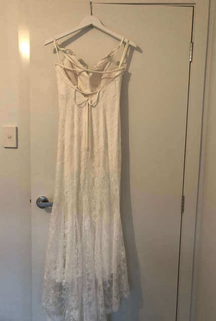 Bespoke / Other – Size 8 Petite dress | Second hand wedding dresses Cobbitty - 6