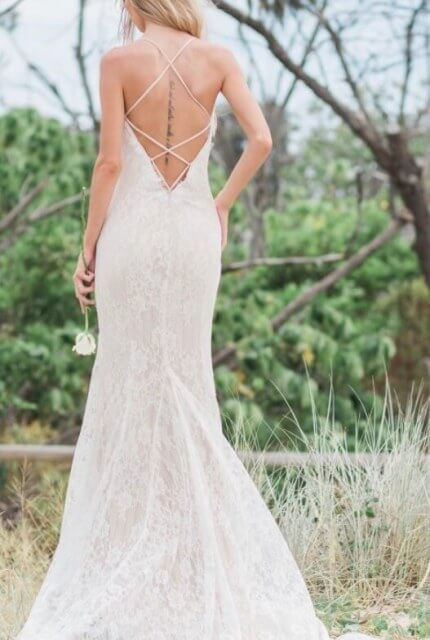 Bespoke / Other – Size 8 Petite dress | Second hand wedding dresses Cobbitty - 3