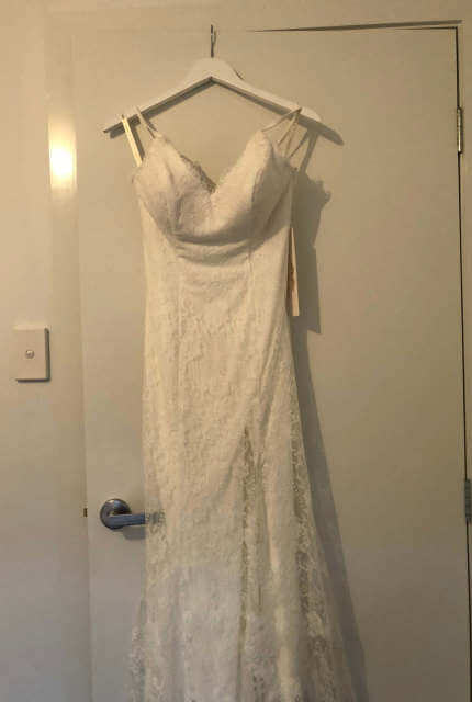 Bespoke / Other – Size 8 Petite dress | Second hand wedding dresses Cobbitty - 5