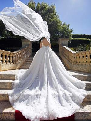 Ball Gown dress by Demetrios