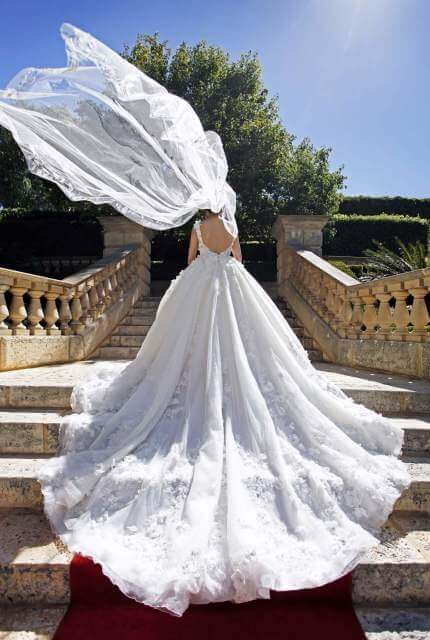 Demetrios – Size 6 Ball Gown dress | Second hand wedding dresses Perth - Size 6