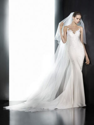 Two Piece dress by Pronovias
