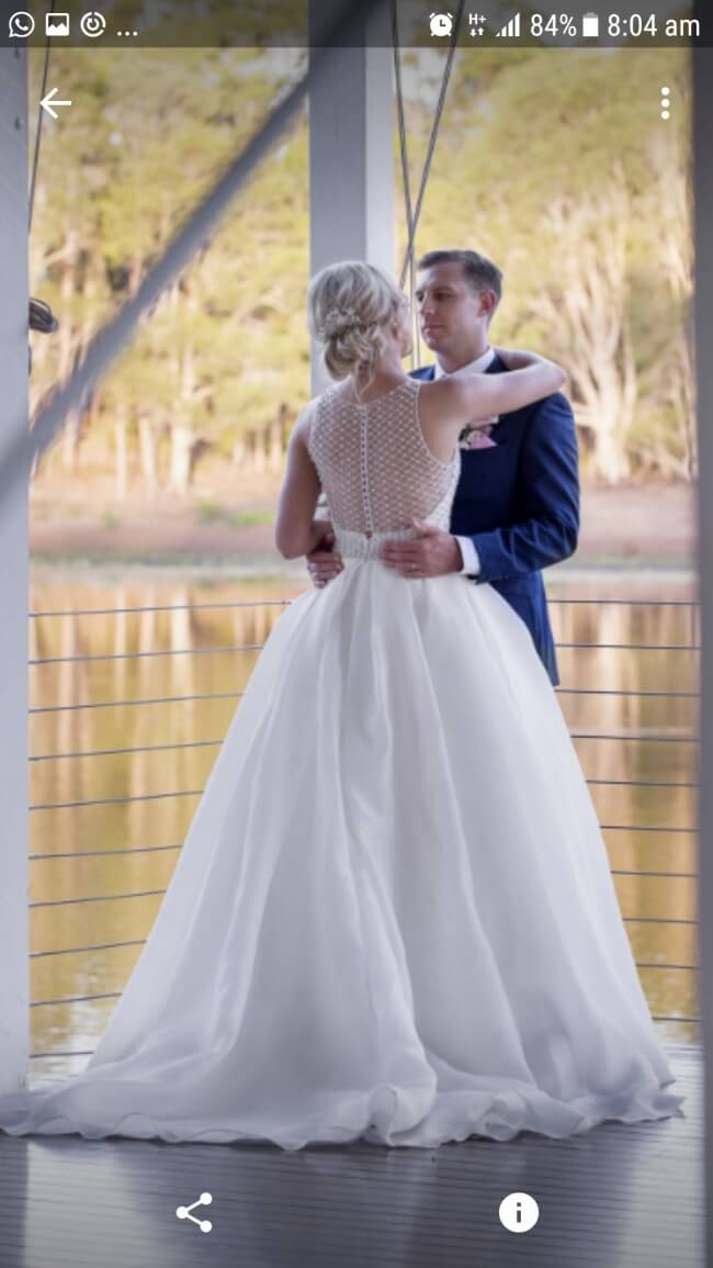 Maggie Sottero – Size 6 A-Line dress | Second hand wedding dresses Redfern - Size 6