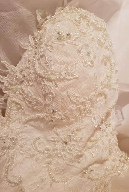 Two Birds Bridal – Size 14 Ball Gown dress | Second hand wedding dresses sydney - 3