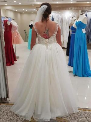 Ball Gown dress by Two Birds Bridal