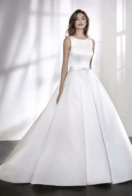 St. Patrick – Size 6 Ball Gown dress | Second hand wedding dresses Brighton - 6