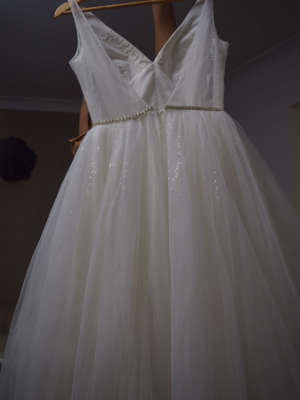 Alfred Angelo – Size 10 Ball Gown dress | Second hand wedding dresses 2147 - 9