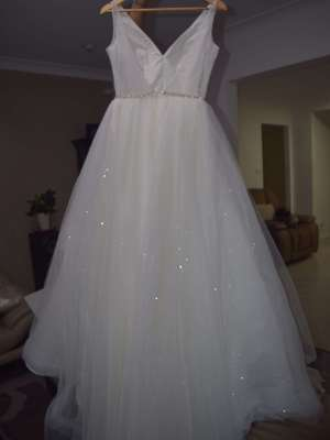 Alfred Angelo – Size 10 Ball Gown dress | Second hand wedding dresses 2147 - 7