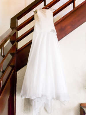 Sophia Tolli – Size 10 A-Line dress | Second hand wedding dresses Brighton - 4