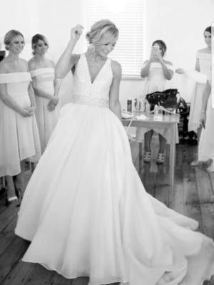 Maggie Sottero – Size 6 A-Line dress | Second hand wedding dresses Redfern - 3