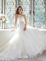 Sophia Tolli – Size 10 A-Line dress | Second hand wedding dresses Brighton - Size 10