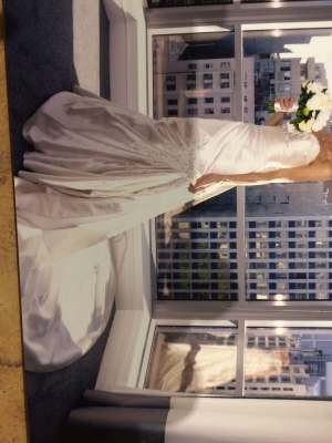 Sophia Tolli – Size 6 Fit and Flare dress | Second hand wedding dresses Kilsyth - 7