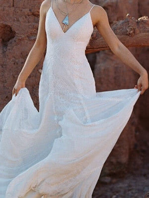 A-Line dress by Allure Bridals