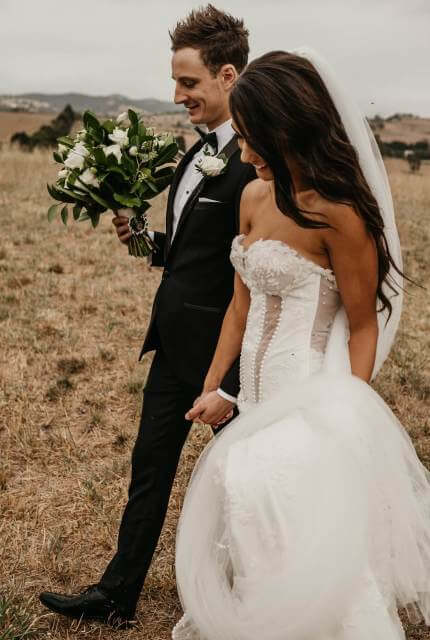 Nektaria – Size 8 Strapless dress | Second hand wedding dresses Chirnside Park - 7