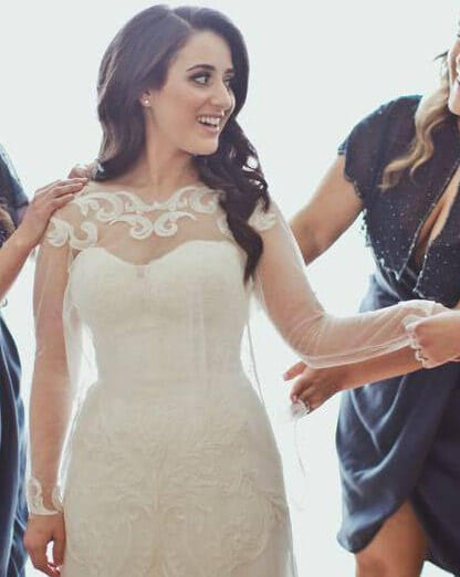 Luci Di Bella – Size 6 Sheath dress | Second hand wedding dresses South Caulfield - Size 6