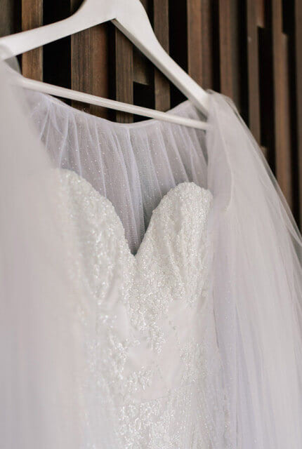 Tara Keely – Size 10 Trumpet dress | Second hand wedding dresses melbourne - 2