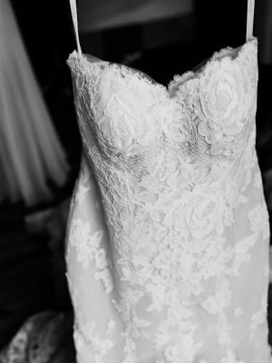 Steven Khalil – Size 14 Fit and Flare dress   Second hand wedding dresses Perth - 3