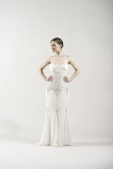Pronovias – Size 12 Trumpet dress | Second hand wedding dresses DAKABIN - 2
