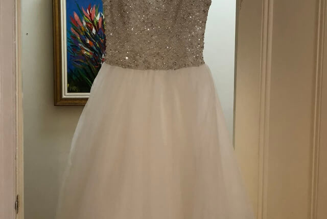 Allure Bridals – Size 16 Ball Gown dress | Second hand wedding dresses Clifton Hill - Size 16