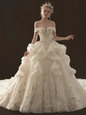 Preloved Wedding Dresses | Buy & Sell Second Hand Wedding Dresses