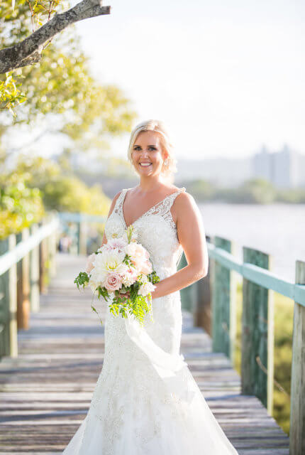 Allure Couture – Size 12 Trumpet dress | Second hand wedding dresses MAROOCHYDORE - 5
