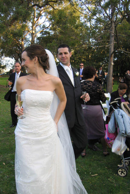 Bespoke / Other – Size 10 Vintage dress | Second hand wedding dresses Potts Point - Size 10