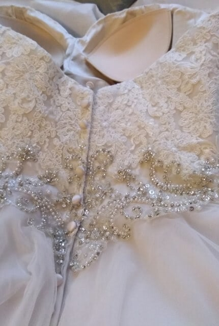 Allure Bridals – Size 12 Ball Gown dress | Second hand wedding dresses PROSPECT VALE - 5