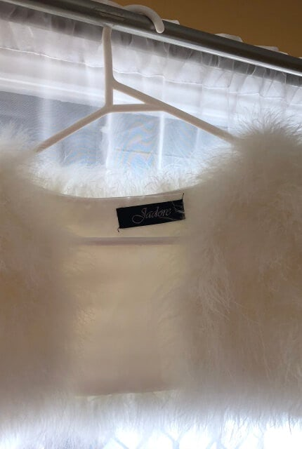 Ferrari – Size 8 Fishtail dress | Second hand wedding dresses Illawarra - 6