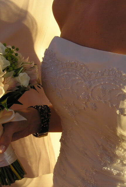Bespoke / Other – Size 10 Vintage dress | Second hand wedding dresses Potts Point - 4