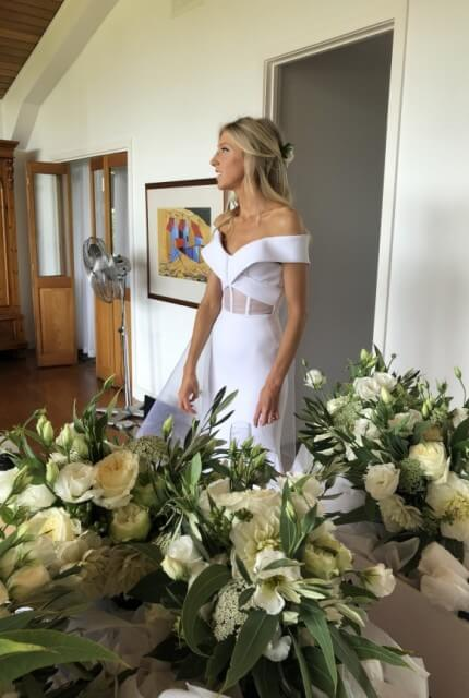 One Day Bridal – Size 6 Fit and Flare dress | Second hand wedding dresses Brighton - 7