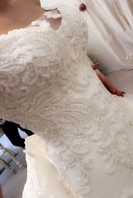 Annette of Melbourne – Size 6 A-Line dress | Second hand wedding dresses Lalor - 7