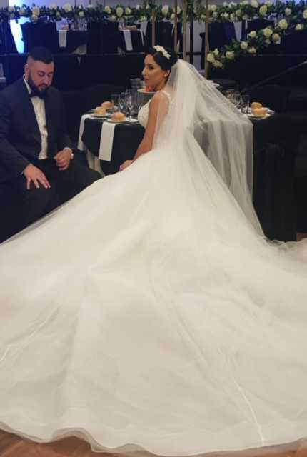Annette of Melbourne – Size 6 A-Line dress | Second hand wedding dresses Lalor - 6
