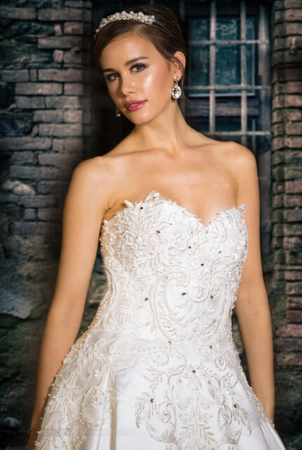 Bespoke / Other – Size 12 Ball Gown dress | Second hand wedding dresses Melbourne - 6