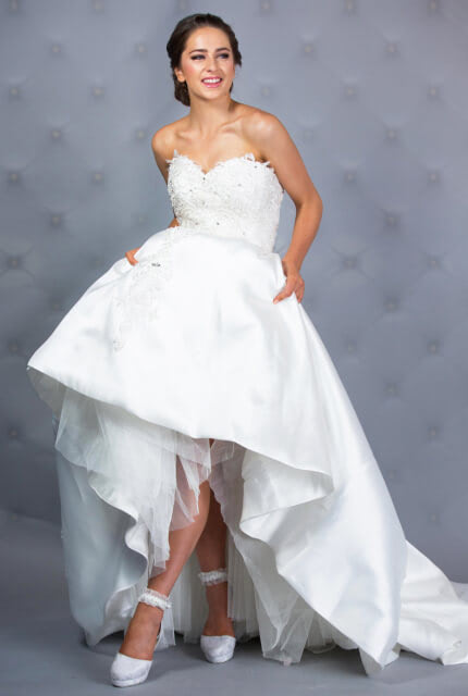 Bespoke / Other – Size 12 Ball Gown dress | Second hand wedding dresses Melbourne - 5