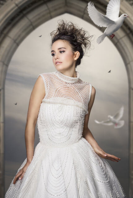 Bespoke / Other – Size 10 Ball Gown dress | Second hand wedding dresses Melbourne - Size 10