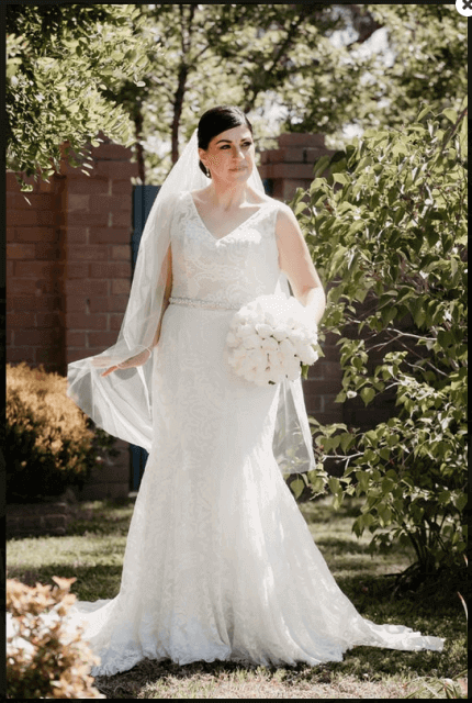Jack Sullivan – Size 14 Sheath dress | Second hand wedding dresses Keysborough - Size 14