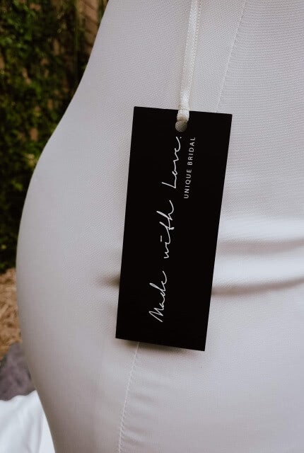 Made With Love – Size 6 Slip dress | Second hand wedding dresses The Junction - 5