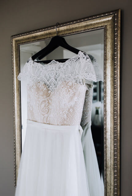Bespoke / Other – Size 12 A-Line dress | Second hand wedding dresses TRAFALGAR - 6