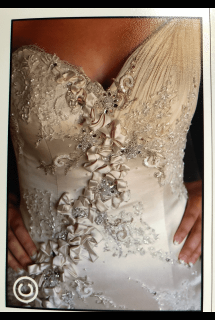 Bespoke / Other – Size 12 Fit and Flare dress | Second hand wedding dresses Brunswick - 8