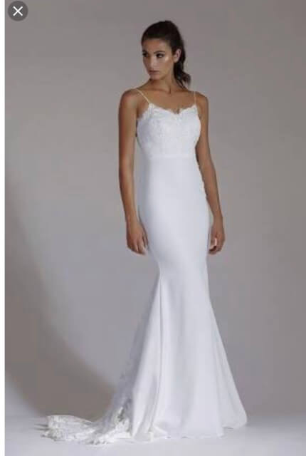 Bespoke / Other – Size 16 Fit and Flare dress | Second hand wedding dresses Tamborine - 6