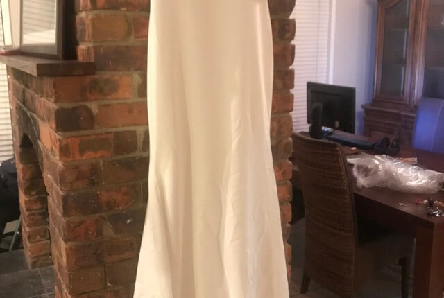 Bespoke / Other – Size 16 Fit and Flare dress | Second hand wedding dresses Tamborine - 2