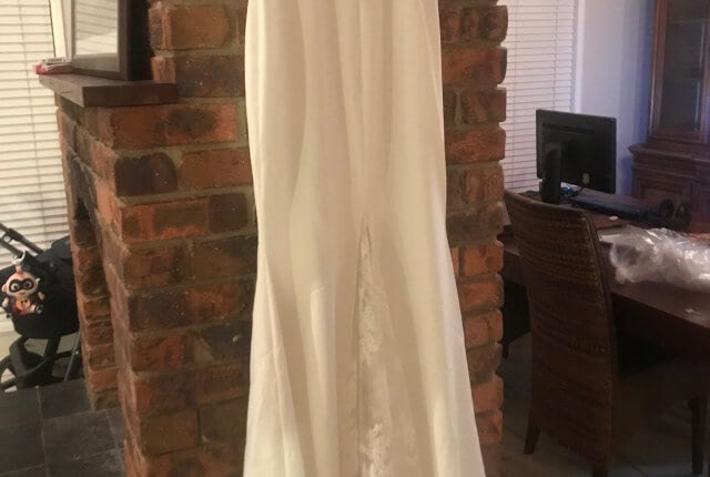 Bespoke / Other – Size 16 Fit and Flare dress | Second hand wedding dresses Tamborine - 4