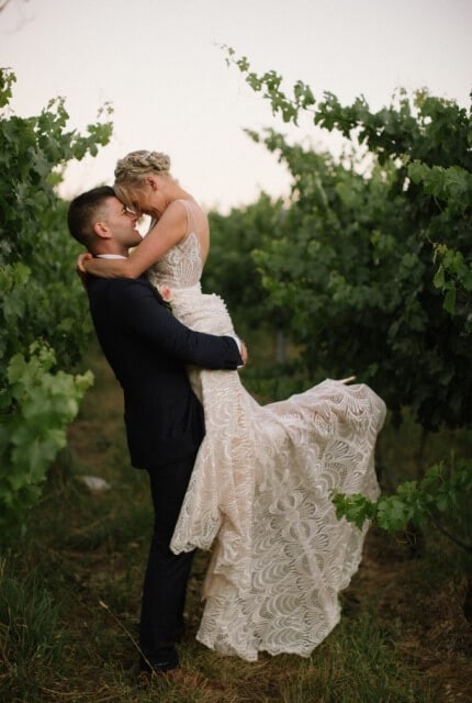 Made With Love – Size 6 Fishtail dress   Second hand wedding dresses Ridgehaven, Adelaide - 3