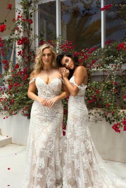 Bespoke / Other – Size 14 Fit and Flare dress | Second hand wedding dresses Tallong - 4