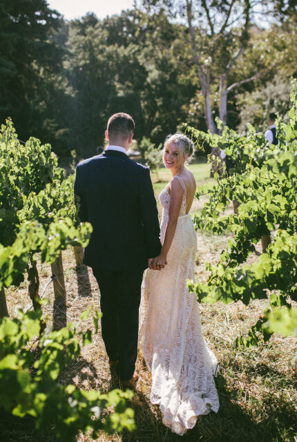 Made With Love – Size 6 Fishtail dress | Second hand wedding dresses Ridgehaven, Adelaide - 2